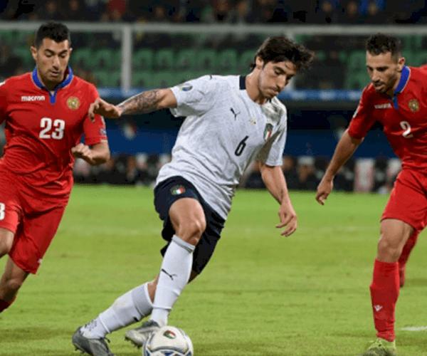 Հայաստանի հավաքականը պարտվեց իտալացիներին 9:1 հաշվով