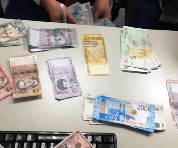 «Զվարթնոց» օդանավակայանում հայտնաբերվել է պայուսակ, որտեղ եղել է գրեթե 12 հազար դոլար…