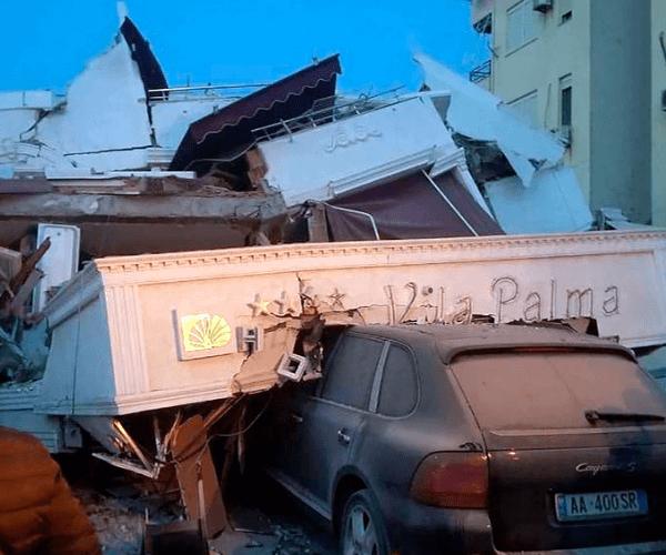 Երկրաշարժ Ալբանիայում. կան զոհեր եւ վիրավորներ