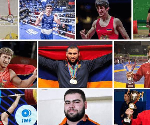 Հայտնի են Հայաստանի 10 լավագույն մարզիկները