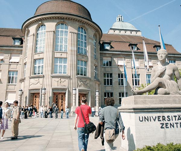 Ամառային կրթաթոշակ՝ Ցյուրիխի տեխնիկական համալսարանում փորձ ձեռք բերելու համար