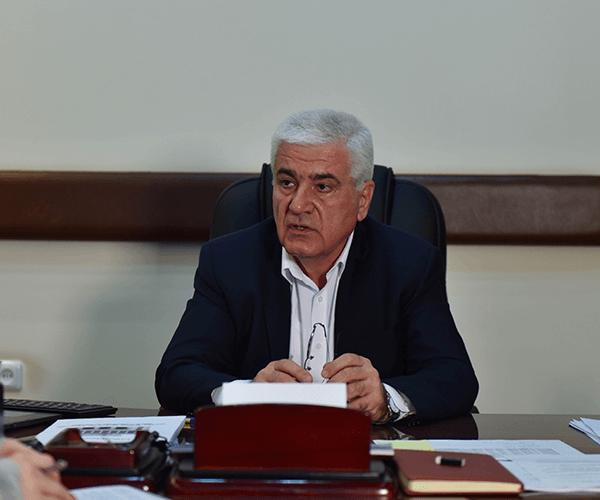 Դատարանը որոշել է դադարեցնել ԵՊՀ ռեկտորի ժ/պ Գեղամ Գևորգյանի լիազորությունները