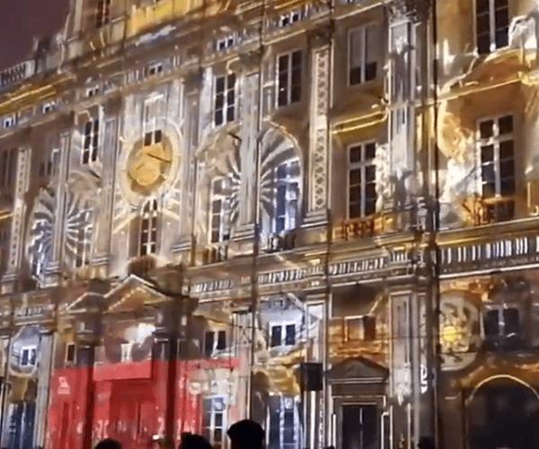 Դեկորատիվ լուսավորության փառատոն՝ Լիոնում (տեսանյութ)
