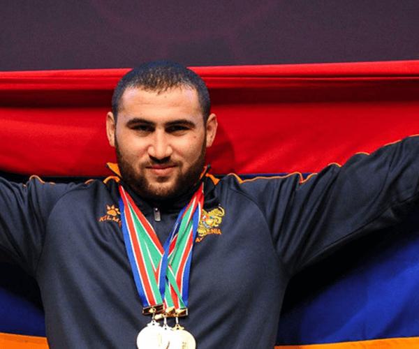 Սիմոն Մարտիրոսյանը՝ Օլիմպիական չեմպիոն