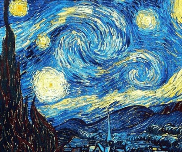 Վիրտուալ զբոսանք՝ Վան Գոգի «Աստղազարդ գիշեր» կտավի մեջ