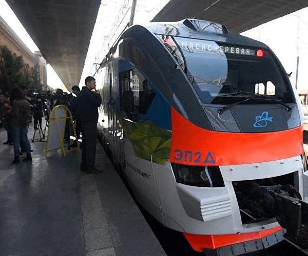 Սեպտեմբերի 21-ին Երևան-Գյումրի-Երևան ուղղությունում կաշխատեն նաև արագընթաց էլեկտրագնացքներ