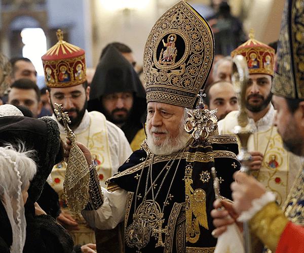 Հայ Առաքելական եկեղեցին նշում է Հիսուս Քրիստոսի Ծննդյան տոնը