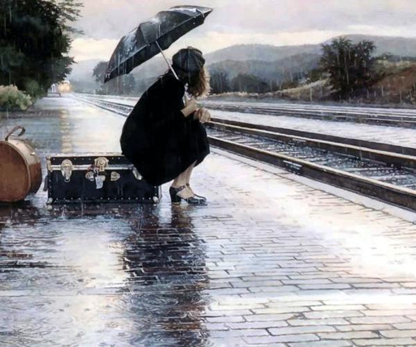 «Անձրեւ»-Արսեն Սաֆարյան