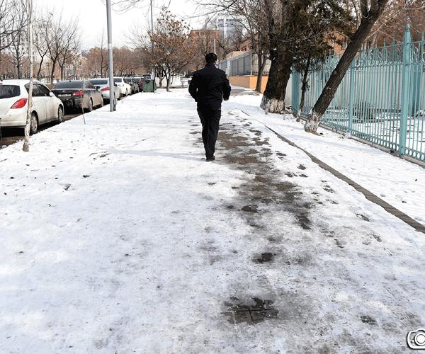 Ձմեռը վերադարձավ. ձյուն, մառախուղ, մերկասառույց…