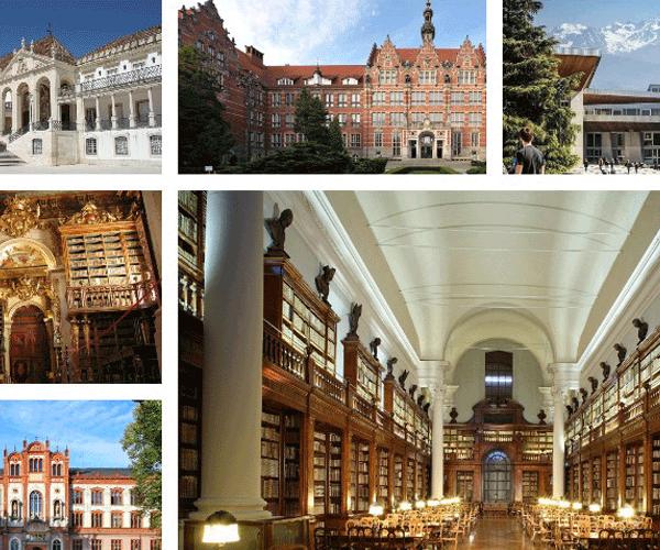 Աշխարհի ամենագեղեցիկ համալսարանները