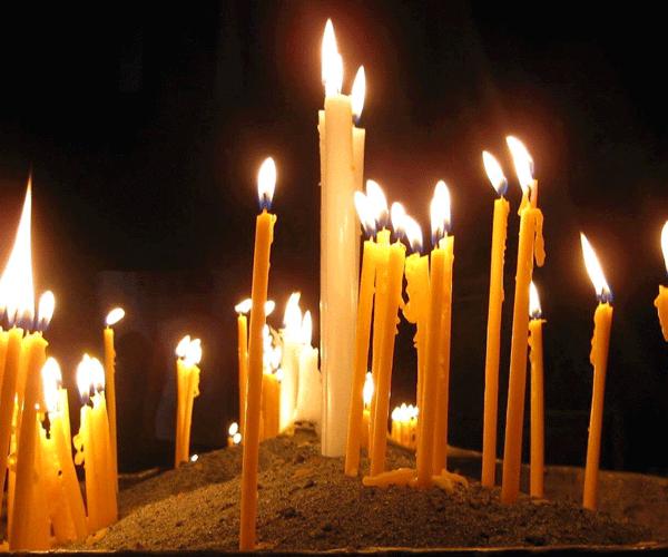 Մոմավառություն՝ ի հիշատակ հայրենիքի համար անմահացած հերոսների