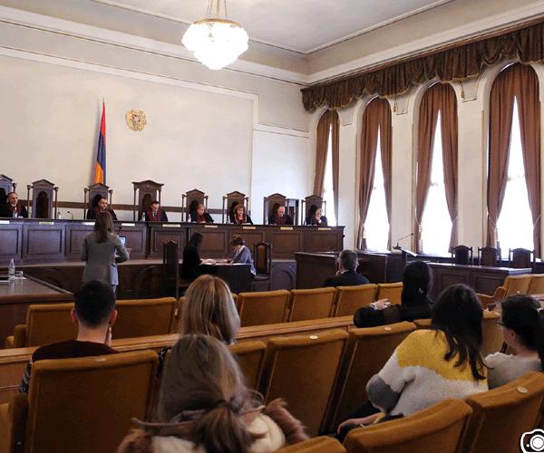 Սահմանադրական դատարանի հայտարարությունը