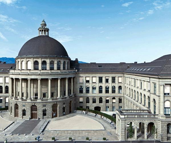 Ցյուրիխի շվեյցարական դաշնային տեխնոլոգիական ինստիտուտ