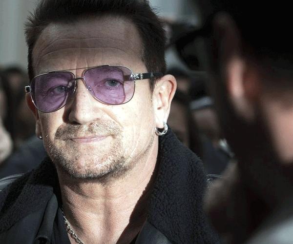 U2 խմբի մեներգիչ Բոնոն նոր երգը նվիրել է Իտալիայի բնակիչներին