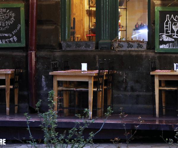 Մի անգամ սրճարանում
