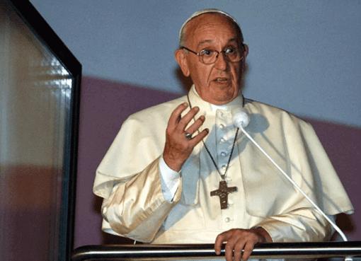 Հռոմի պապ Ֆրանցիսկոս