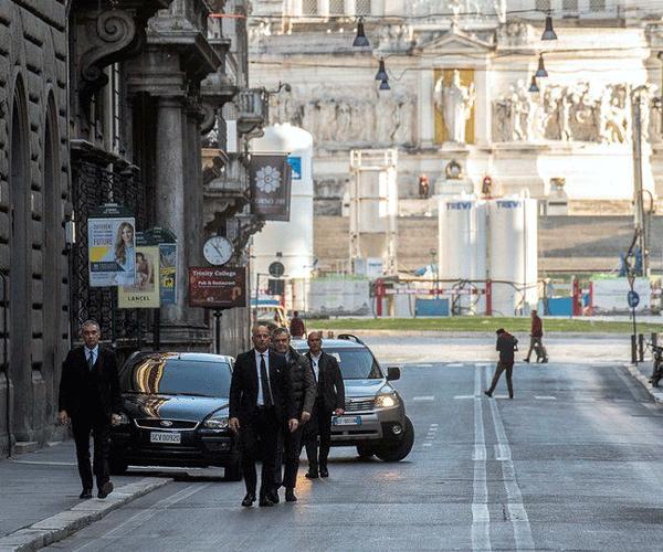 Ֆրանցիսկոս պապը քայլել է Հռոմի փողոցներով, աղոթել պանդեմիայի ավարտի համար
