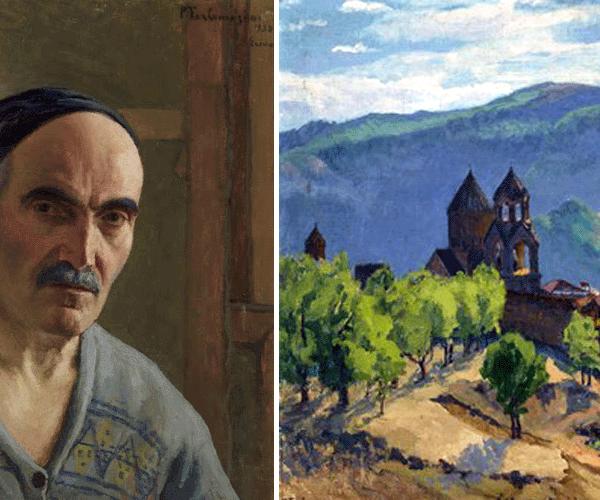 Նկարիչ Փանոս Թերլեմեզյանի 155-ամյակն է