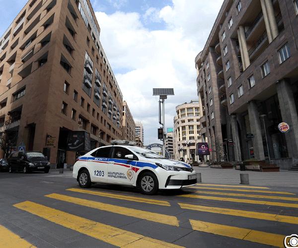 Ճանապարհային ոստիկանությունն այսուհետ ծածուկ ծառայություն կիրականացնի