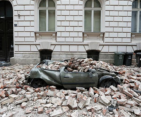 Ի՞նչ անել երկրաշարժի ժամանակ. ԱԻՆ ուղեցույց
