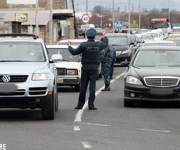 Վարորդական իրավունք տրամադրելու գործընթացում կատարված փոփոխությունները. ոստիկանությունը ներկայացնում է