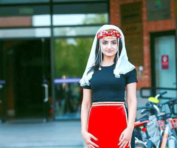 Չինաստանում մեկուսացված հայ ուսանողուհին՝ կորոնավիրուսի մասին