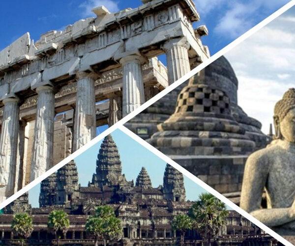 Աշխարհի ամենանշանավոր 10 հուշարձանները