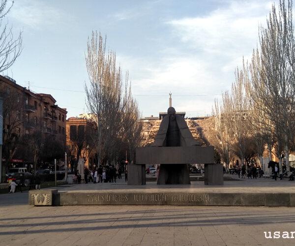 Երևանս, չտխրես…