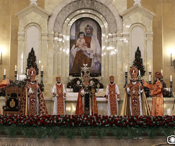 Հայ Առաքելական եկեղեցին նշում է Քրիստոսի Հարության տոնը կամ Զատիկը