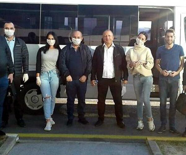 ՀՀ 8 քաղաքացիներ Սուդանից վերադարձել են Հայաստան