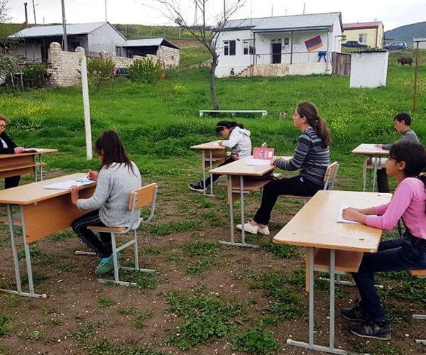 Արցախցի աշակերտները Երևանում մասնակցել են առարկայական օլիմպիադային` արժանանալով դիպլոմների
