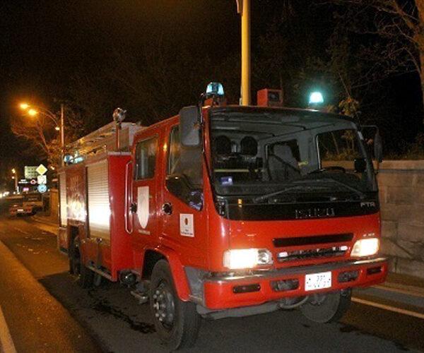 Երեւանում ավտոմեքենա է այրվել