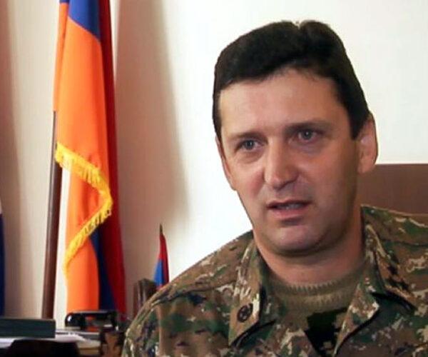 ԱՀ ՊՆ, ՊԲ հրամանատար, գեներալ-մայոր Ջալալ Հարությունյանի մարտակոչը