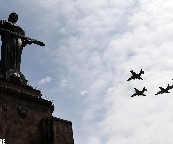 Փա՛ռք հայ ժողովրդի ազատության համար մարտնչած բոլոր հերոսներին. Նիկոլ Փաշինյան