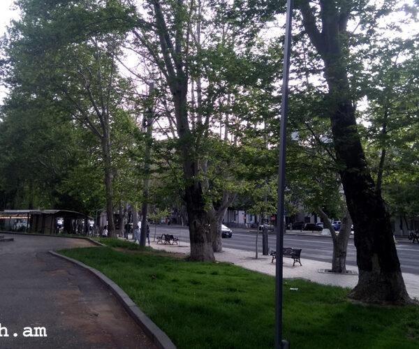 Եղանակը Հայաստանում մայիսի 3-ին