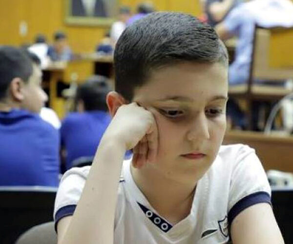Տիգրան Պետրոսյանի անվան հուշամրցաշարի հաղթողը 11-ամյա շախմատիստ է