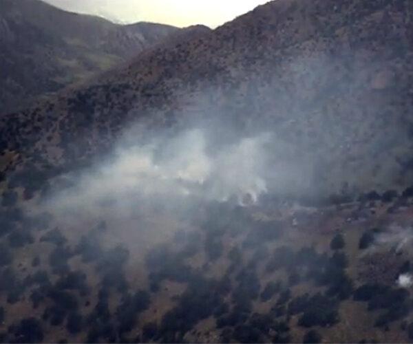 «Խոսրովի անտառ» պետական արգելոցում հրդեհ է (տեսանյութ)