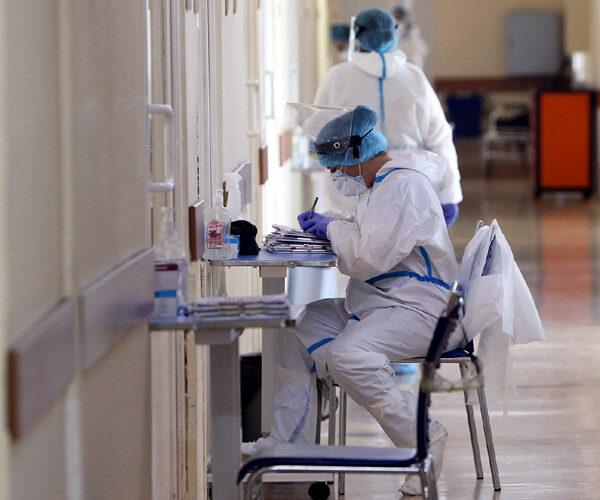 Կորոնավիրուսով վարակման 2474 նոր դեպք է գրանցվել