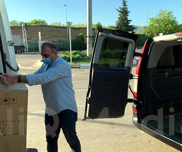 Վրաստանից Հայաստան է տեղափոխվել շնչառական 27 սարք
