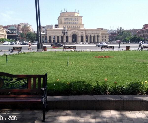 Եղանակը Հայաստանում մայիսի 8-ին