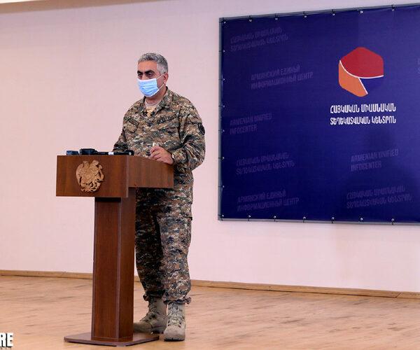 Արծրուն Հովհաննիսյանը չի բացառում, որ պատերազմի ընթացքում իրեն սխալ տեղեկատվություն է տրամադրվել