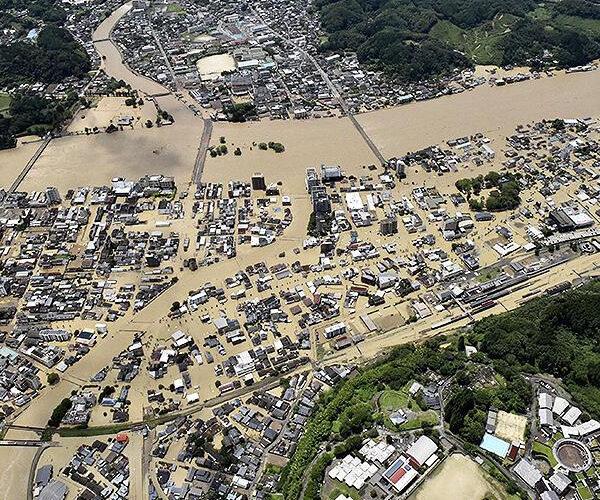 Ջրհեղեղ եւ տասնյակ զոհեր՝ Ճապոնիայում (տեսանյութ)