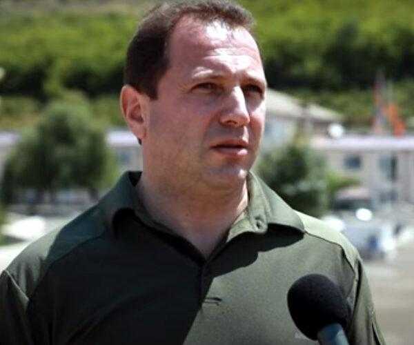 Դավիթ Տոնոյանը հայ սպայի մասնակցությամբ Ադրբեջանի տարածած տեսանյութերի մասին զրուցել է Անջեյ Կասպրշիկի հետ