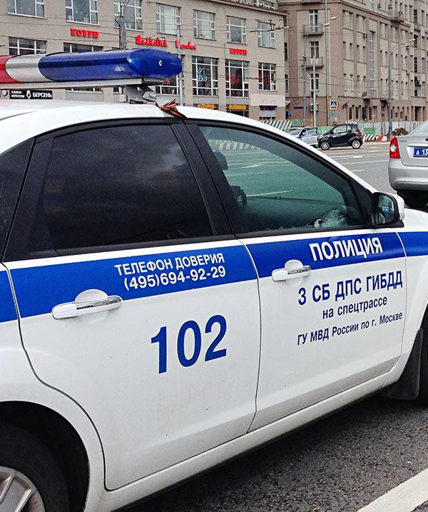Մոսկվայում 14 եւ 15 տարեկան աղջիկները մեքենա են առեւանգել ու վթարի ենթարկվել