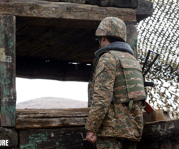 Հայ-ադրբեջանական պետական սահմանին հարաբերական անդորր է