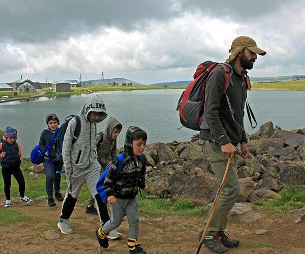 Armenian Geographic-ը երեխաների համար արշավներ է սկսել