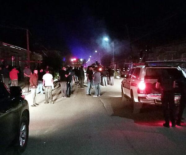 Ախալքալաքում սպանության կասկածանքով մեկ մարդ է ձերբակալվել