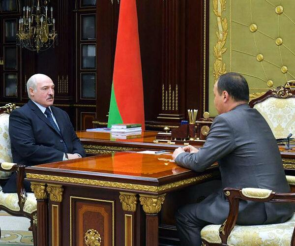 Լուկաշենկոն վերանշանակել է վարչապետին ու նախարարներին