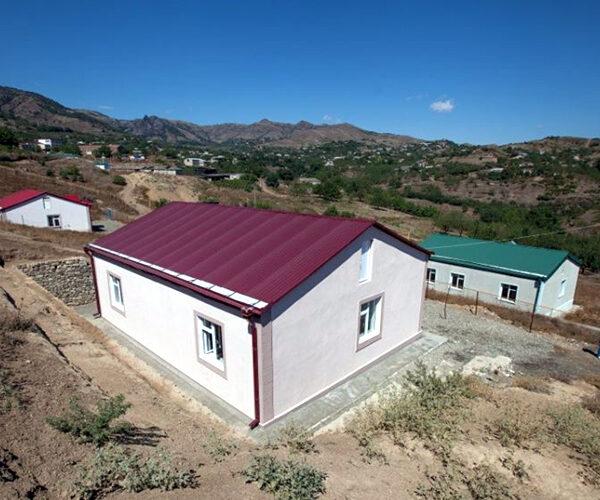 Անհատույց 5 մլն դրամ՝ Արցախի գյուղական համայնքներում տուն կառուցելու համար