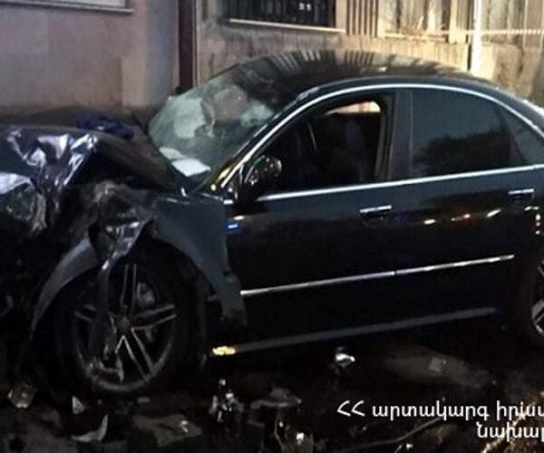 ՃՏՊ Երևանում. 7 մարդ տեղափոխվել է հիվանդանոց